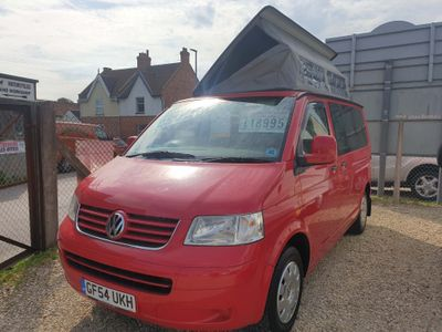 Volkswagen Sorry sold now Campervan Volkswagen transporter