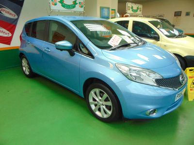 Nissan Note Hatchback 1.2 DIG-S Acenta Premium (Safety Pack) 5dr