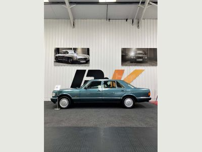 Mercedes-Benz 500 Saloon 5.0 SEL 4dr