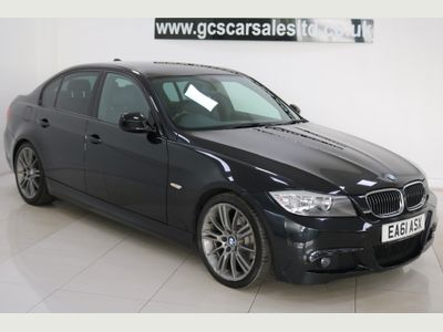 BMW 3 Series Saloon 2.0 318d Sport Plus Edition 4dr