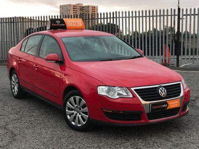 Volkswagen Passat Saloon 1.6 TDI BlueMotion 4dr