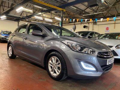 Hyundai i30 Hatchback 1.6 CRDi Blue Drive Active 5dr (ISG)