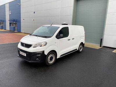 Peugeot Expert Panel Van 1.6 BlueHDi 1000 Professional Compact Panel Van SWB EU6 6dr
