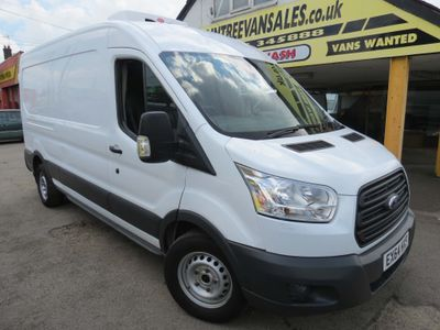 Ford Transit Temperature Controlled 2.2 TDCi 350 Refrigerated Van 3dr