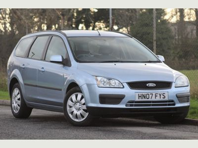Ford Focus Estate 1.6 TDCi LX 5dr