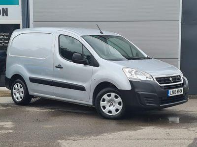 Peugeot Partner Panel Van 1.6 BlueHDi (Eu6) S L1 850 SWB (s/s) 4dr