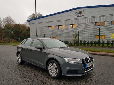 Audi A3 Hatchback 2.0 TDI SE Technik Sportback (s/s) 5dr