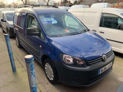 Volkswagen Caddy Panel Van 1.6TDi C20 LWB MAXI PANEL VAN