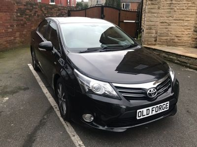 Toyota Avensis Saloon 2.2 D-CAT TR 4dr