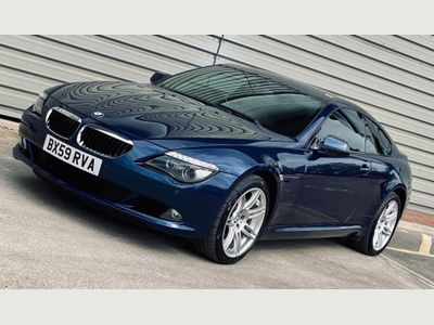 BMW 6 Series Coupe 3.0 635d Edition Sport 2dr