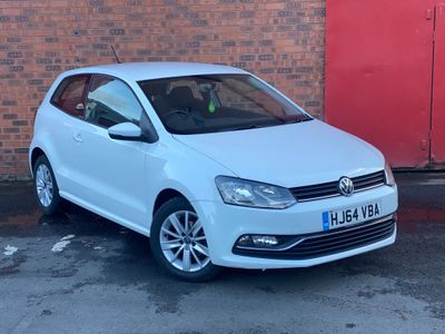 Volkswagen Polo Hatchback 1.4 TDI BlueMotion Tech SE (s/s) 3dr