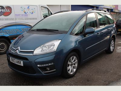 Citroen Grand C4 Picasso MPV 1.6 HDi Edition 5dr