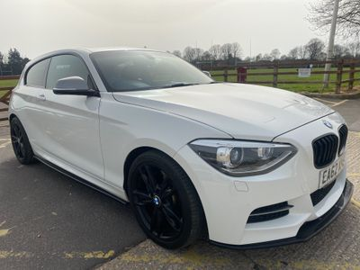 BMW 1 Series Hatchback 3.0 M135i Sports Hatch 3dr
