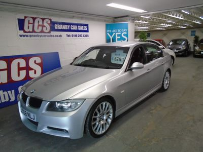BMW 3 Series Saloon 2.0 318i Edition M Sport 4dr