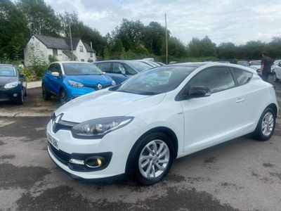 Renault Megane Coupe 1.5 dCi Limited Nav (s/s) 3dr