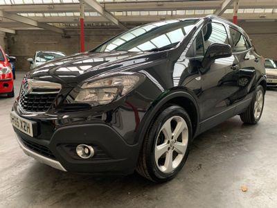 Vauxhall Mokka Hatchback 1.6 CDTi Exclusiv (s/s) 5dr