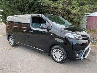 Toyota ProAce Panel Van 1.6D Comfort Medium Panel Van MWB EU6 6dr