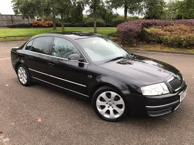 SKODA SUPERB Saloon 2.0 TDI PD Laurin & Klement 4dr