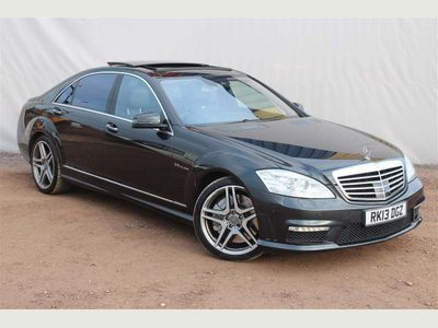 Mercedes-Benz S Class Other 5.5 S63 AMG L 4dr