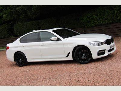 BMW 5 Series Saloon 3.0 530d M Sport Auto (s/s) 4dr