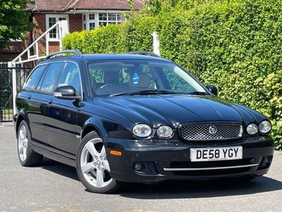 Jaguar X-Type Estate 2.2 D DPF SE 5dr