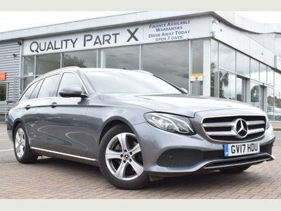 Mercedes-Benz E Class Estate 2.0 E220d SE G-Tronic+ (s/s) 5dr