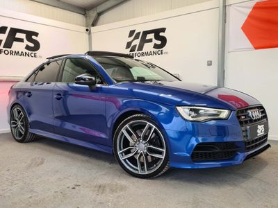 Audi S3 Saloon 2.0 TFSI S Tronic quattro 4dr