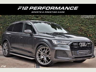Audi Q7 SUV 3.0 TDI V6 50 Vorsprung Tiptronic quattro (s/s) 5dr