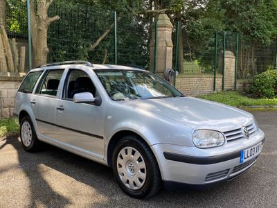 Volkswagen Golf Estate 1.6 SE 5dr