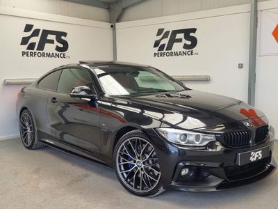 BMW 4 Series Coupe 3.0 435d M Sport Auto xDrive 2dr