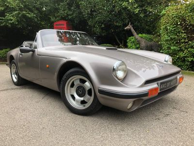 TVR S Convertible Convertible 2.8 2dr