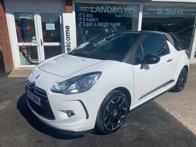 Citroen DS3 Hatchback 1.6 e-HDi DStyle Plus 3dr