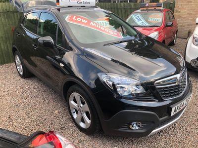 Vauxhall Mokka SUV 1.4T Tech Line 2WD (s/s) 5dr