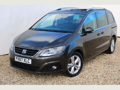 SEAT Alhambra MPV 2.0 TDI Ecomotive XCELLENCE (s/s) 5dr