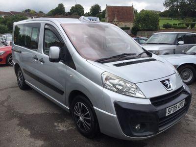 Peugeot Expert Tepee MPV 2.0 HDi Comfort L1 5dr (Semi-Glazed, 5/6 seats)