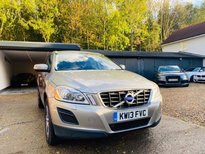 Volvo XC60 SUV 2.4 D5 SE Lux Nav Geartronic AWD 5dr