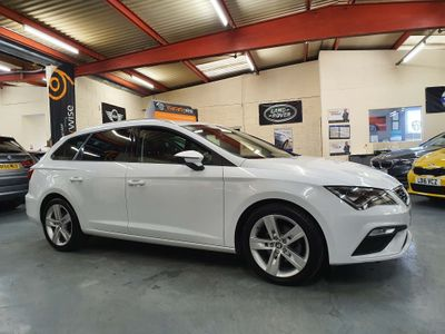 SEAT Leon Estate 1.4 EcoTSI FR Technology ST DSG (s/s) 5dr