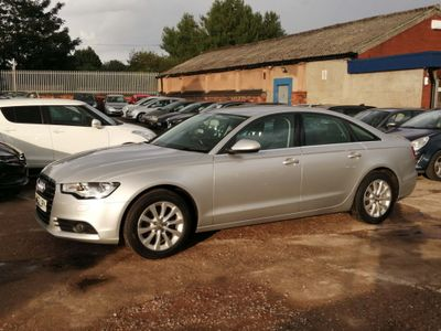 Audi A6 Saloon Saloon 2.0 TDI SE 4dr