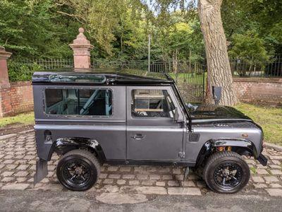 Land Rover Defender 90 Unlisted Hard Top TD5