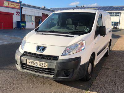 Peugeot Expert Panel Van 1.6 HDi L1 H1 SWB 4dr