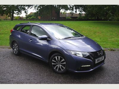 Honda Civic Estate 1.6 i-DTEC SE Plus Tourer 5dr (DAB/Premium Audio)