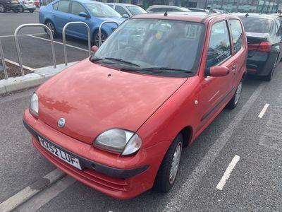 Fiat Seicento Hatchback 1.1 SX 3dr