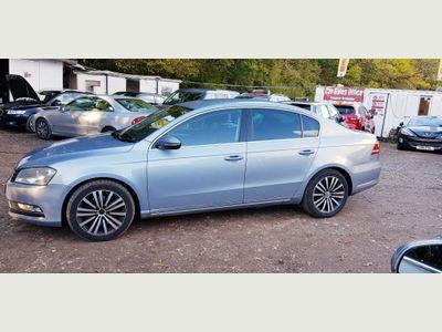 Volkswagen Passat Saloon 2.0 TDI BlueMotion Tech Sport DSG 4dr