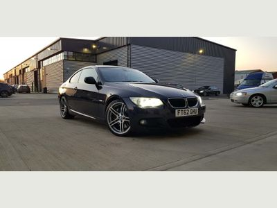 BMW 3 Series Coupe 3.0 335d M Sport 2dr