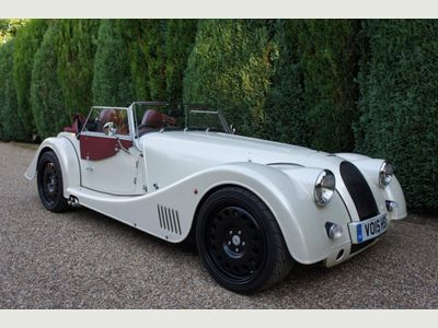 Morgan Plus Eight Convertible 4.8 Speedster 2dr