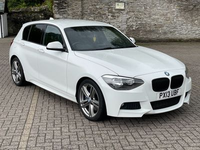 BMW 1 Series Hatchback 2.0 125i M Sport Sports Hatch 5dr