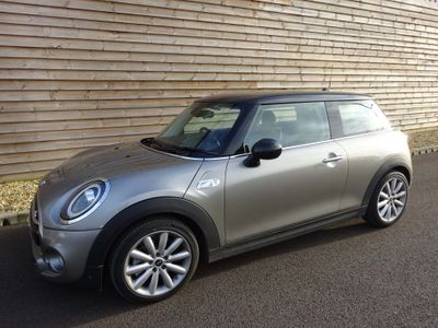 MINI Hatch Hatchback 2.0 Cooper S Classic Steptronic (s/s) 3dr