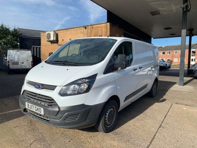 Ford Transit Custom Panel Van 2.0 TDCi 290 L2 H1 5dr