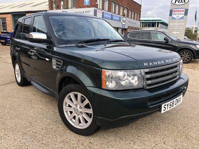 Land Rover Range Rover Sport SUV 2.7 TD V6 S 5dr