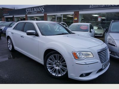 Chrysler 300C Saloon 3.0 TD Executive 4dr